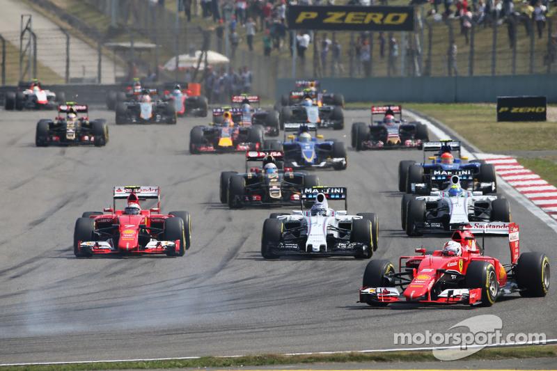 Grand Prix de Chine 2015