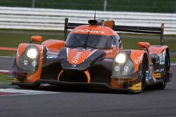 #26 G-Drive Racing Ligier JS P2 Nissan: Роман Русинов, Жульен Каналь, Сэм Берд