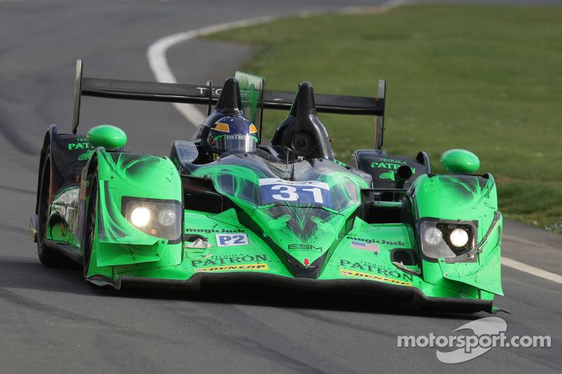 #31 Extreme Speed Motorsports Honda HPD ARX-03B: Ed Brown, David Brabham, Jon Fogarty