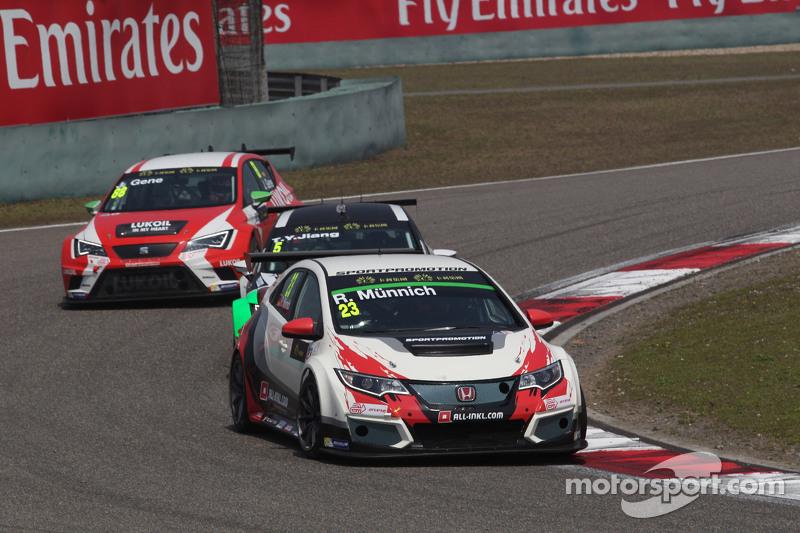 Rene Munnich, Honda Civic TCR, West Coast Racing