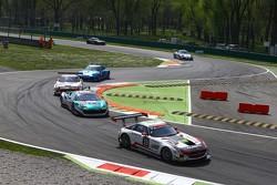 #33 Car Collection Motorsport Mercedes SLS AMG GT3: Peter Schmidt, Miguel Toril, Kenneth Heyer