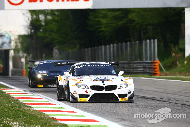 #888 Triple Eight Racing, BMW Z4: Ryan Ratcliffe, Joe Osborne, Lee Mowle