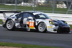 #88 Proton Competition Porsche 911 RSR: Клаус Бахлер, Халед Аль-Кубайсі, Крістіан Рід