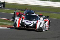 #3 Team LNT Ginetta - Nissan: Chris Hoy, Charlie Robertson