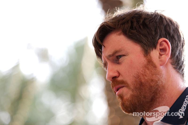 Rob Smedley, Williams F1 Team, Chief Engineer