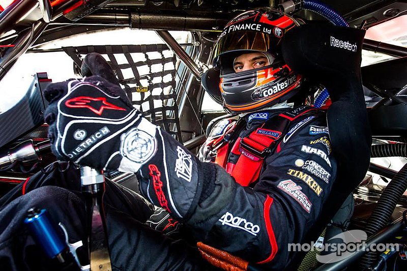 Nick Percat, Lucas Dumbrell Motorsport