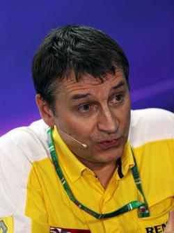 Роб Уайт, Renault Sport