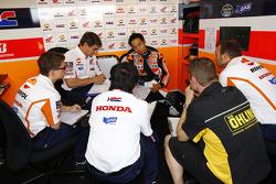Хіроші Аояма, Repsol Honda Team
