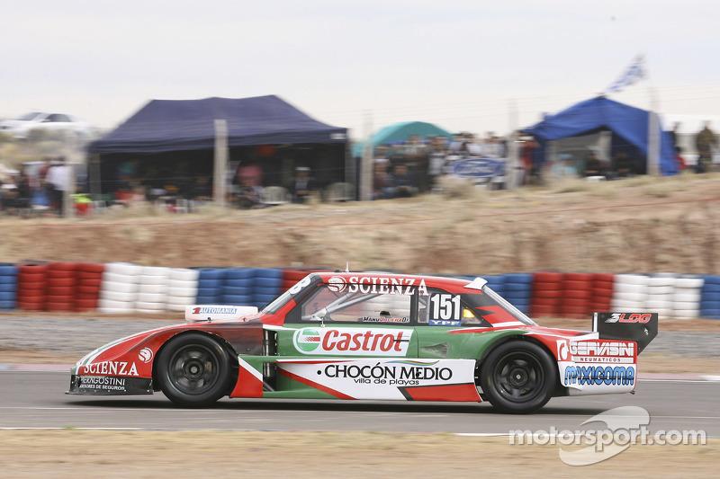 Jose Manuel Urcera, JP Racing, Torino