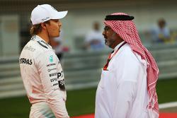 Нико Росберг, Mercedes AMG F1 на стартовой решетке