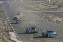 Agustin Canapino, Jet Racing, Chevrolet; Luis Jose di Palma, Indecar Racing; Torino Christian Ledesma, Jet Racing, Chevrolet; Nicolas Bonelli, Bonelli Competicion, Ford; Mauro Giallombardo, Maquin Parts Racing, Ford