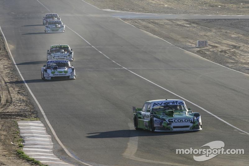 Santiago Mangoni, Laboritto Jrs Torino Mathias Nolesi, Nolesi Competicion Ford Diego De Carlo, JC Co