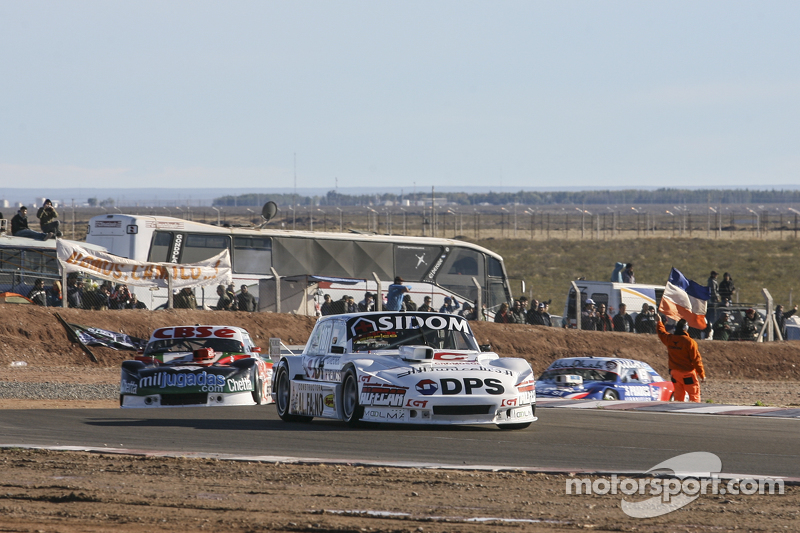 Leonel Sotro, Alifraco Sport Ford Carlos Okulovich, Maquin Parts Racing Torino Matias Rodriguez, UR