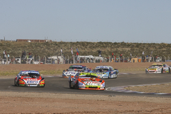 Jonatan Castellano, Castellano Power Team Dodge Guillermo Ortelli, JP Racing Chevrolet Christian Led