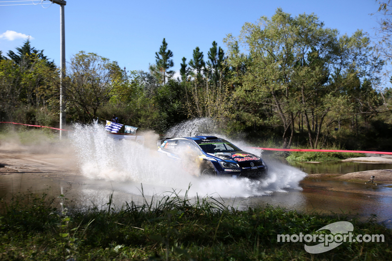 Andreas Mikkelsen und Ola Floene, Volkswagen Polo R Wrc, Volkswagen Motorsport 2