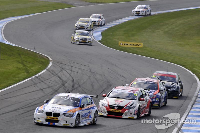 Rob Collard, JCT1600 Racing mit Gardx