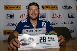 Rubén Rovelo, G3C Racing Team