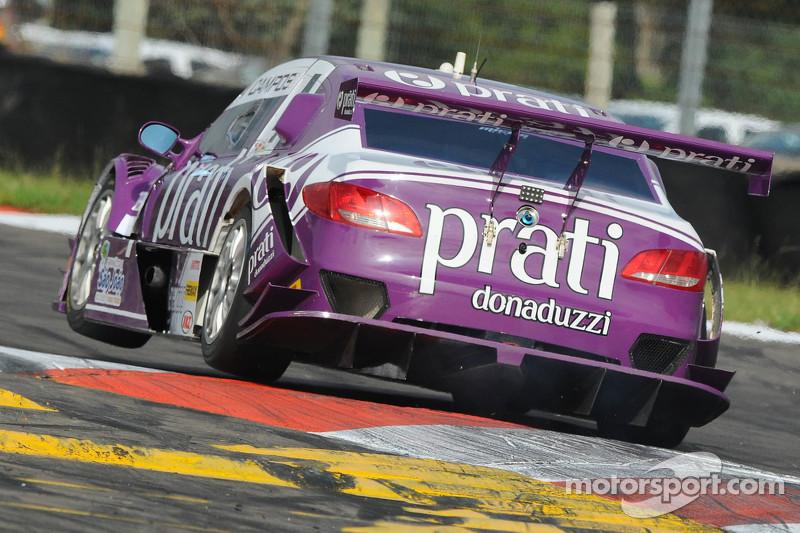 Julio Campos, Prati-Donaduzi Peugeot
