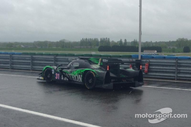 Extreme Speed Motorsports, Testfahrten mit dem Ligier JS P2