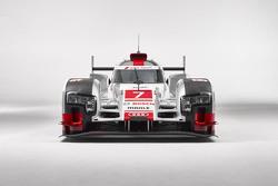 Audi R18 e-tron quattro baja carga aerodinámica en carrocería