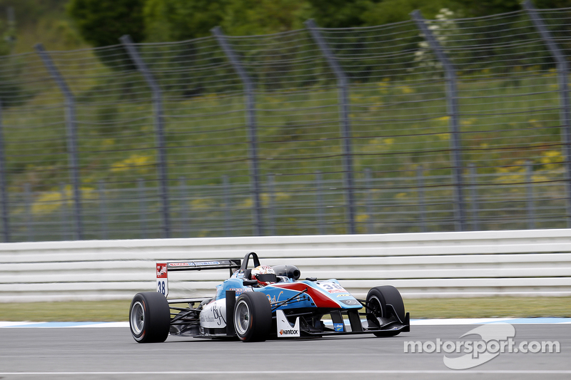 Raoul Hyman, Team West-Tec F3, Dallara F313