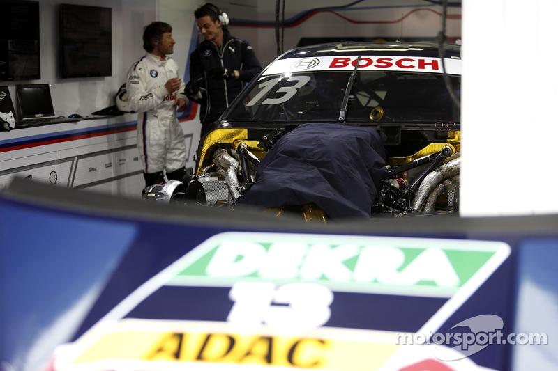 Das Auto von Antonio Felix da Costa, BMW Team Schnitzer, BMW M4 DTM