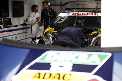 La voiture d'Antonio Felix da Costa, BMW Team Schnitzer BMW M4 DTM