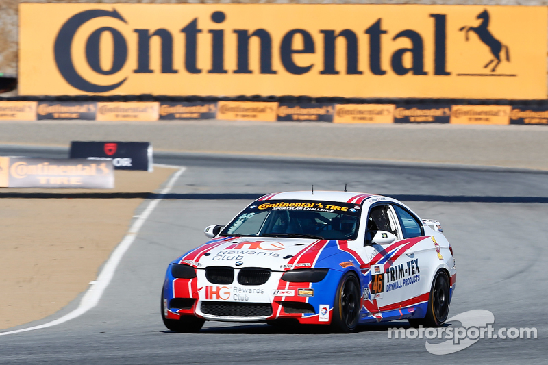 #46 Fall-Line Motorsports BMW M3: Trent Hindman, Джон Едвардс