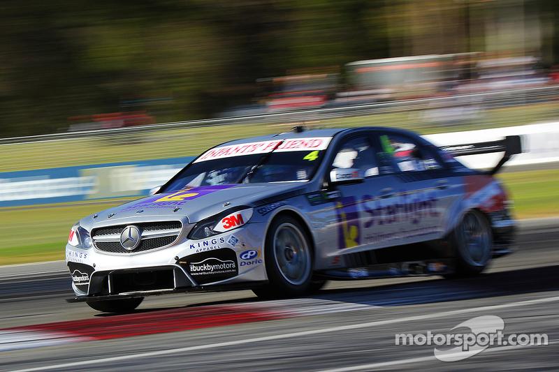 Ashl Walsh, Erebus Motorsport, Mercedes