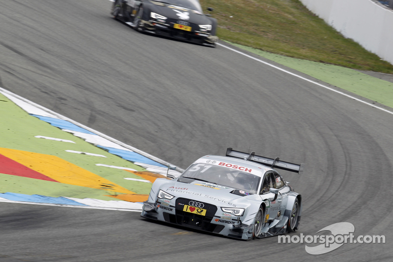 Nico Müller, Audi Sport Team Rosberg, Audi RS 5 DTM