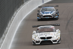Lee Mowle and Joe Osborne, Triple Eight Racing BMW Z4 GT4