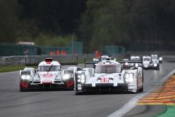 #19 Porsche Team, 919 Hybrid: Nico Hülkenberg, Earl Bamber, Nick Tandy