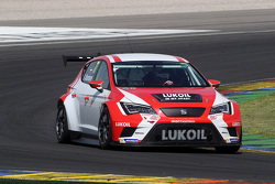 Сергей Афанасьєв, SEAT Leon Racer, Team Craft-Bamboo LUKOIL