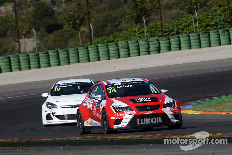 Pepe Oriola, SEAT Leon Racer, Team Craft-Bamboo LUKOIL