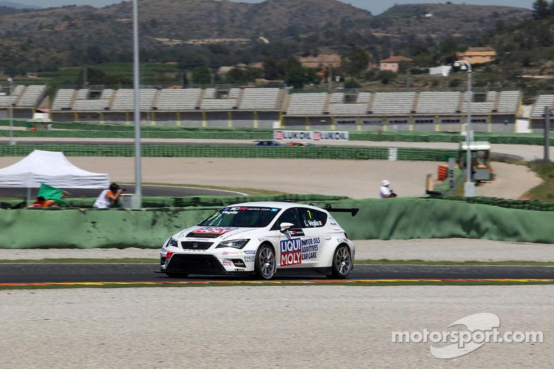 Лоренцо Веліа, SEAT Leon Racer, Liqui Moly Team Engstler