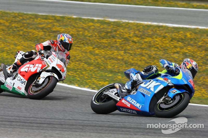 Маверік Віньялес, Team Suzuki MotoGP та Джек Міллер, Team LCR Honda