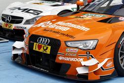 赛车细节 奥迪RS5 DTM