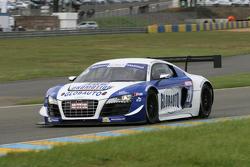 #23 Saintéloc Racing Audi R8 LMS Ultra : Marc Sourd, Jean-Paul Buffin, Marc Basseng