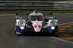 #2 丰田赛车队丰田TS040-Hybrid Hybrid: Alexander Wurz, Stéphane Sarrazin, Mike Conway