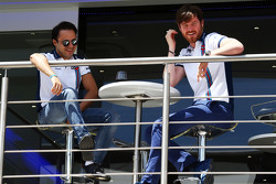 Felipe Massa, Williams avec Rob Smedley
