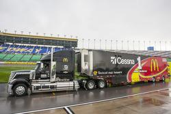 Truck von Jamie McMurray, Ganassi Racing, Chevrolet