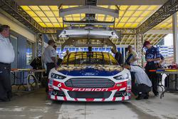 Das Auto von Trevor Bayne, Roush Fenway Racing, Ford