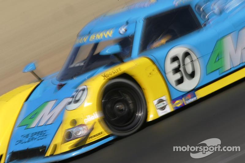 #30 Sigalsport BMW BMW Riley: Matthew Alhadeff, Bill Auberlen