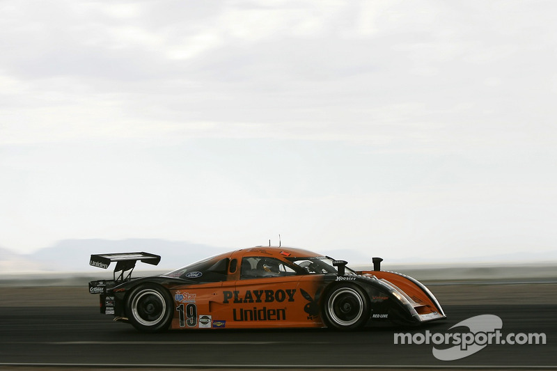 #19 Playboy/ Uniden Racing Ford Crawford: Memo Gidley, Michael McDowell, Guy Cosmo