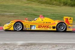 #7 Penske Motorsports Porsche RS Spyder: Lucas Luhr, Romain Dumas