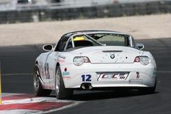 #12 Performance Motorsports BMW Z4: David Tuaty, Jason Potter