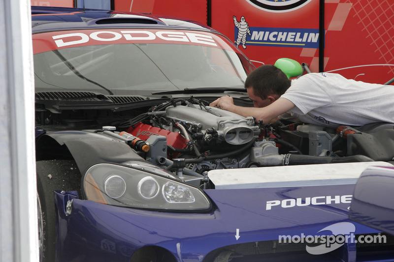 Pouchelon Racing Dodge Viper Competition C