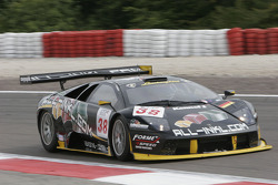 #38 All Inkl.com Racing Lamborghini Murcielago: Christophe Bouchut, Benjamin Leuenberger
