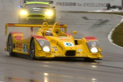 #6 Penske Motorsports Porsche RS Spyder: Sascha Maassen, Timo Bernhard