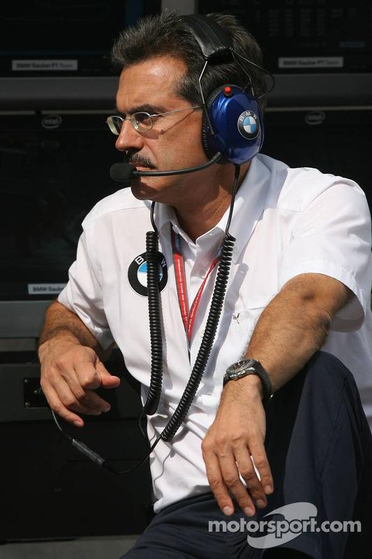 Dr. Mario Theissen